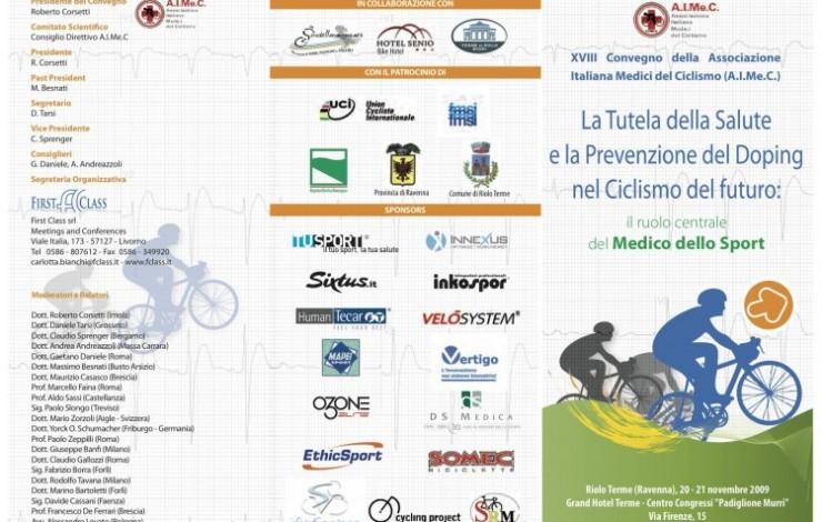 La tutela della salute e la prevenzione del doping nel ciclismo del futuro