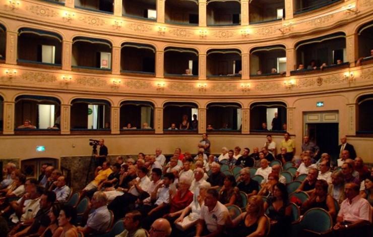 Tavola Rotonda al Teatro Rossini