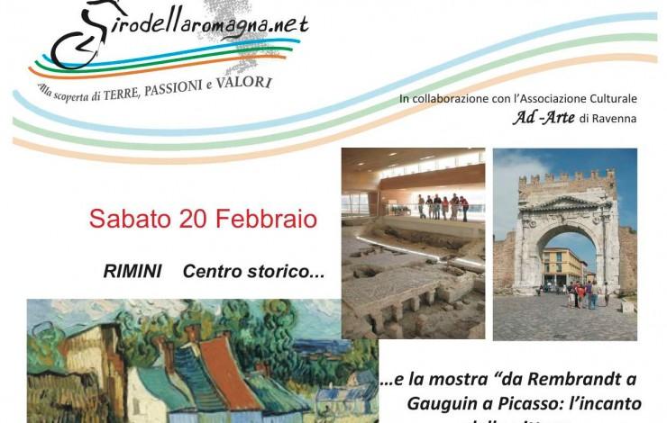 Da Rembrandt a Gauguin a Picasso - Rimini
