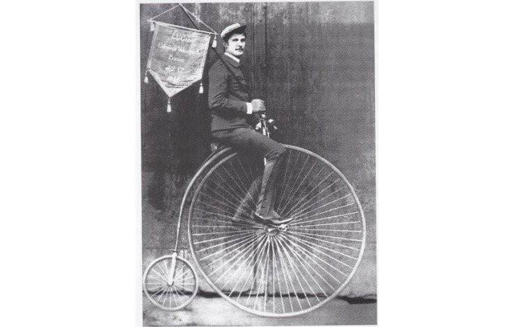 1886-2016 - Lugo - 130° anniversario della prima gara ciclistica
